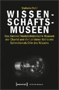 Cover-Bild zu Wissenschaftsmuseen von Kohl, Stefanie