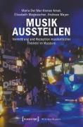 Cover-Bild zu Musik ausstellen (eBook) von Meyer, Andreas