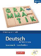 Cover-Bild zu Lextra - Deutsch als Fremdsprache, Grammatik - Kein Problem, A1/A2, Übungsbuch von Jin, Friederike