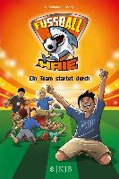 Cover-Bild zu Fußball-Haie: Ein Team startet durch (eBook) von Schlüter, Andreas