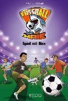 Cover-Bild zu Fußball-Haie: Spiel mit Biss (eBook) von Schlüter, Andreas