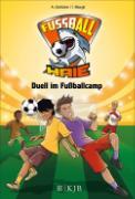 Cover-Bild zu Fußball-Haie: Duell im Fußballcamp (eBook) von Schlüter, Andreas