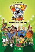 Cover-Bild zu Fußball-Haie - Freundschaft oder Sieg (eBook) von Schlüter, Andreas