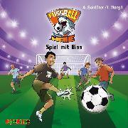 Cover-Bild zu Fußball-Haie (5): Spiel mit Biss (Audio Download) von Margil, Irene