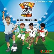 Cover-Bild zu Fußball-Haie (9) (Audio Download) von Margil, Irene