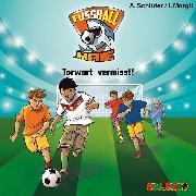 Cover-Bild zu Fußball-Haie (7): Torwart vermisst! (Audio Download) von Margil, Irene