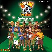 Cover-Bild zu Fußball-Haie (1): Spieler gesucht! (Audio Download) von Margil, Irene