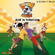 Cover-Bild zu Fußball-Haie (6): Duell im Fußballcamp (Audio Download) von Margil, Irene