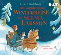 Cover-Bild zu Lindström, Erik Ole: Die wundersame Winterreise der Selma Larsson