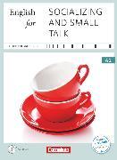 Cover-Bild zu Short Course Series, Englisch im Beruf, Business Skills, A2, English for Socializing and Small Talk, Kursbuch mit CD von Cornford, Annie