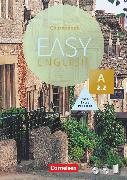 Cover-Bild zu Easy English, A2: Band 2, Kursbuch, Mit Audio-CD, Phrasebook, Aussprachetrainer und Video-DVD von Cornford, Annie