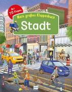 Cover-Bild zu Barsotti, Eleonora: Mein großes Klappenbuch: Stadt