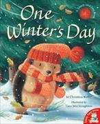 Cover-Bild zu One Winter's Day von Butler, M. Christina