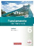 Cover-Bild zu Beling, Björn: Fundamente der Mathematik, Sachsen, 6. Schuljahr, Schülerbuch