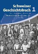 Cover-Bild zu Schweizer Geschichtsbuch, Aktuelle Ausgabe, Band 1, Von der Urgeschichte bis zum Absolutismus, Handreichungen für den Unterricht von Notz, Thomas