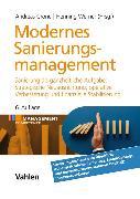 Cover-Bild zu Modernes Sanierungsmanagement von Crone, Andreas (Hrsg.)