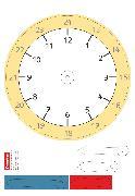 Cover-Bild zu eins-zwei-drei, Mathematik-Lehrwerk für Kinder mit Sprachförderbedarf, Mathematik, 1. Schuljahr, Uhr, Kartonbeilagen, 10 Stück im Beutel