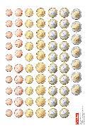 Cover-Bild zu eins-zwei-drei, Mathematik-Lehrwerk für Kinder mit Sprachförderbedarf, Mathematik, 3. Schuljahr, Rechengeld, Kartonbeilagen, 10 Stück im Beutel von Demirel, Ümmü