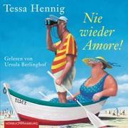 Cover-Bild zu Hennig, Tessa: Nie wieder Amore!