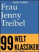 Cover-Bild zu Frau Jenny Treibel (eBook) von Fontane, Theodor