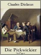 Cover-Bild zu Die Pickwickier (eBook) von Dickens, Charles