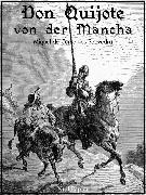Cover-Bild zu Don Quijote von der Mancha - Illustrierte Fassung (eBook) von Saavedra, Miguel de Cervantes