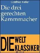 Cover-Bild zu Die drei gerechten Kammmacher (eBook) von Keller, Gottfried