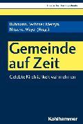 Cover-Bild zu Gemeinde auf Zeit (eBook) von Noth, Isabelle (Reihe Hrsg.)