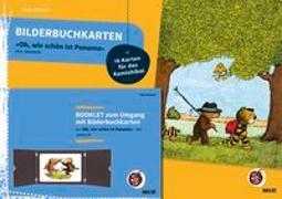 Cover-Bild zu Bilderbuchkarten »Oh, wie schön ist Panama« von Janosch von Ehmann, Antje
