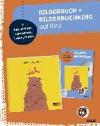 Cover-Bild zu Bilderbuch + Bilderbuchkino auf DVD: »ich« von Waechter, Philip