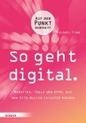 Cover-Bild zu So geht digital (eBook) von Fink, Michael