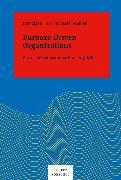 Cover-Bild zu Purpose Driven Organizations (eBook) von Fink, Franziska