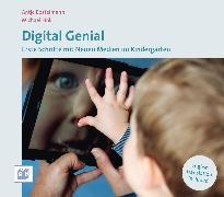 Cover-Bild zu Digital Genial (eBook) von Fink, Michael