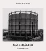 Cover-Bild zu Becher, Bernd: Gasbehälter