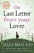 Cover-Bild zu Moyes, Jojo: The last letter from your lover