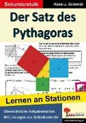 Cover-Bild zu Der Satz des Pythagoras von Schmidt, Hans-J.