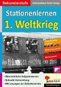 Cover-Bild zu Kohls Stationenlernen 1. Weltkrieg