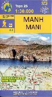 Cover-Bild zu Mani. 1:50'000