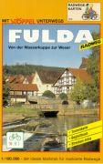 Cover-Bild zu Fulda Radwegekarte. 1:100'000