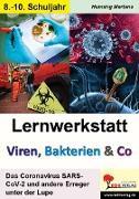 Cover-Bild zu Lernwerkstatt Viren, Bakterien & Co von Mertens, Henning