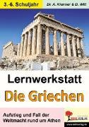 Cover-Bild zu Lernwerkstatt - Die Griechen