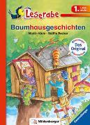 Cover-Bild zu Baumhausgeschichten - Leserabe 1. Klasse - Erstlesebuch für Kinder ab 6 Jahren von Klein, Martin