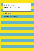 Cover-Bild zu Miss Sara Sampson (eBook) von Lessing, Gotthold Ephraim