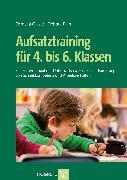 Cover-Bild zu Aufsatztraining für 4. bis 6. Klassen (eBook) von Palm, Debora