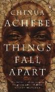 Cover-Bild zu Things Fall Apart von Achebe, Chinua