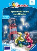 Cover-Bild zu Lenk, Fabian: Spannende Krimis zum Mitraten - Leserabe ab 2. Klasse - Erstlesebuch für Kinder ab 7 Jahren