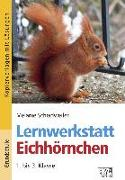 Cover-Bild zu Lernwerkstatt Eichhörnchen von Scheidweiler, Melanie