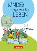 Cover-Bild zu Kinder fragen nach dem Leben, Evangelische Religion, Neuausgabe 2018, 3./4. Schuljahr, Religionsbuch, Schülerbuch von Blumhagen, Doreen