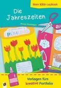 Cover-Bild zu Mein Kita-Lapbook: die Jahreszeiten von Blumhagen, Doreen