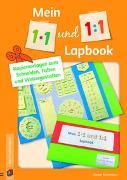 Cover-Bild zu Mein 1x1- und 1:1-Lapbook von Blumhagen, Doreen